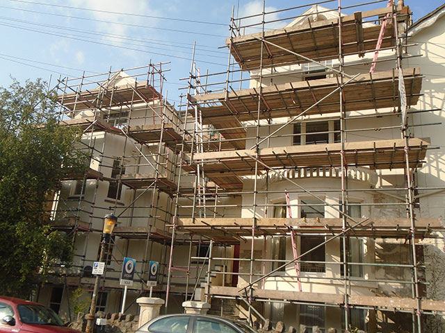 Tubular Access Scaffold Hire Ltd